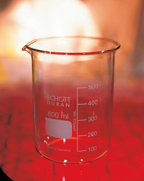 Becherglas DURAN, 400 ml, nF