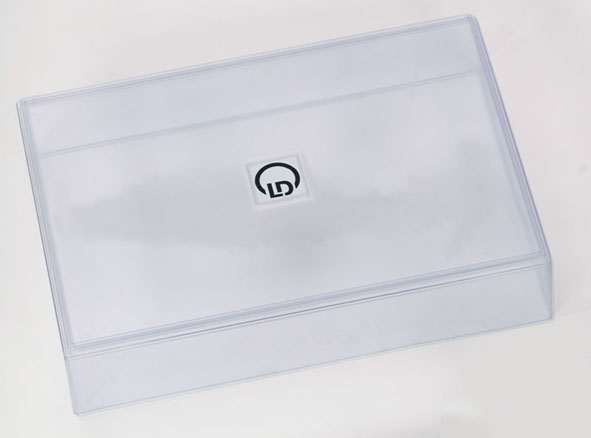 Clear PVC cover