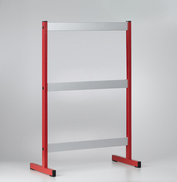 Panel frame C50, two-level, for CPS