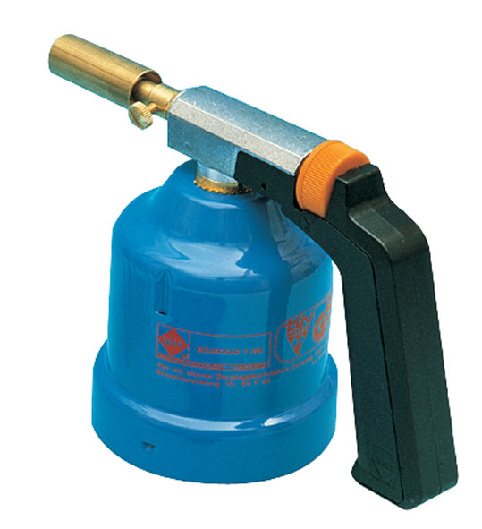 Butane soldering torch