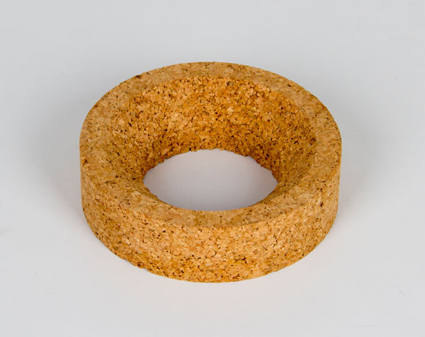 Support ring for round flask, 250 ml, cork