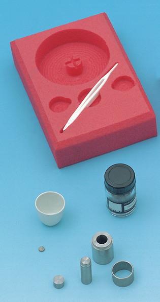 Supraleiter, Experimentierkit zur Herstellung