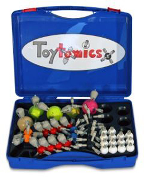 Molecular building system: Toytomics Multi-Function Set