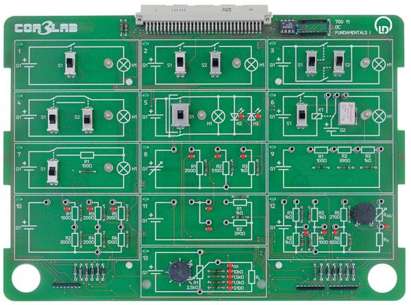 COM3LAB Kurs: Gleichstromtechnik I