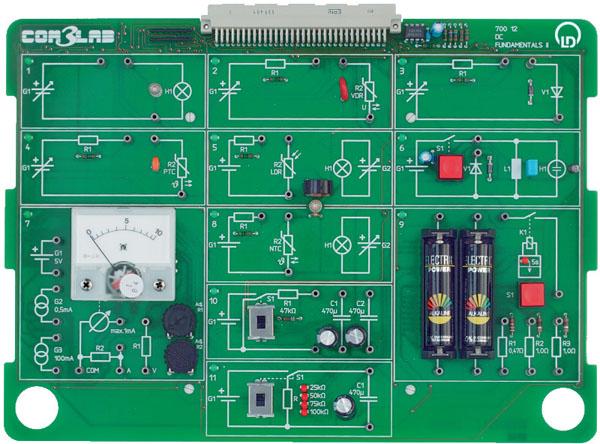 COM3LAB Kurs: Gleichstromtechnik II