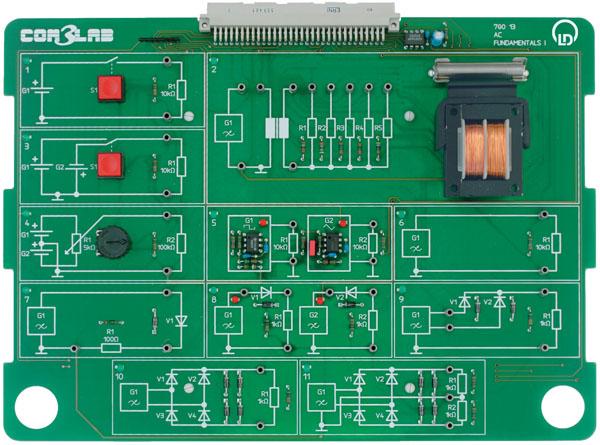 COM3LAB Kurs: Wechselstromtechnik I