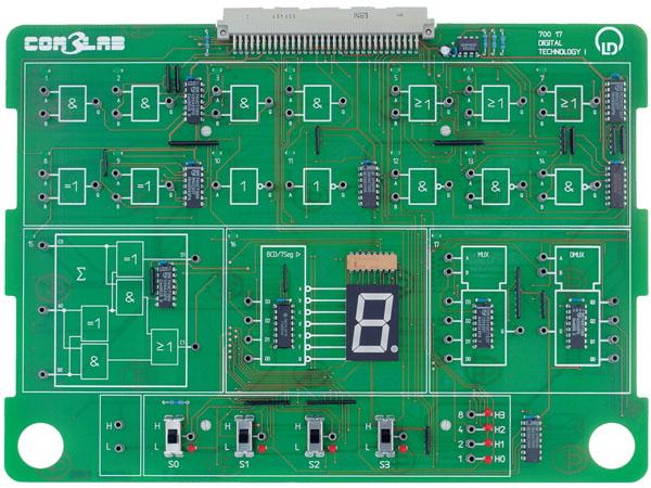 COM3LAB Kurs: Digitaltechnik I