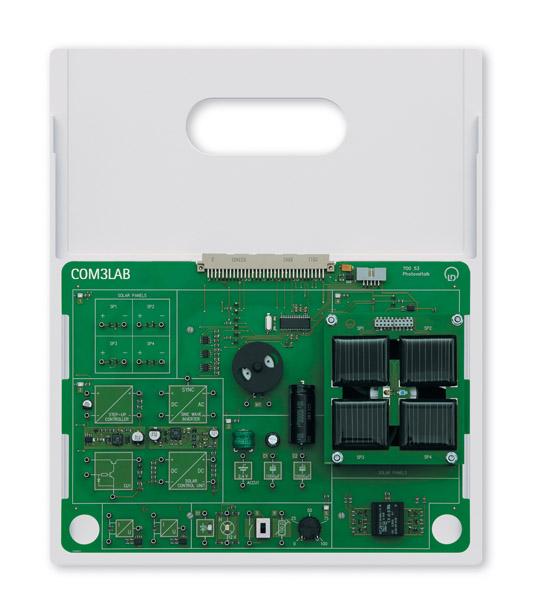 COM3LAB Kurs: Photovoltaik