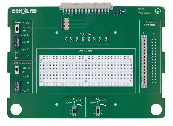 COM3LAB Kurs: Protoboard II