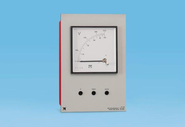 Moving Iron Meter 100/400 V
