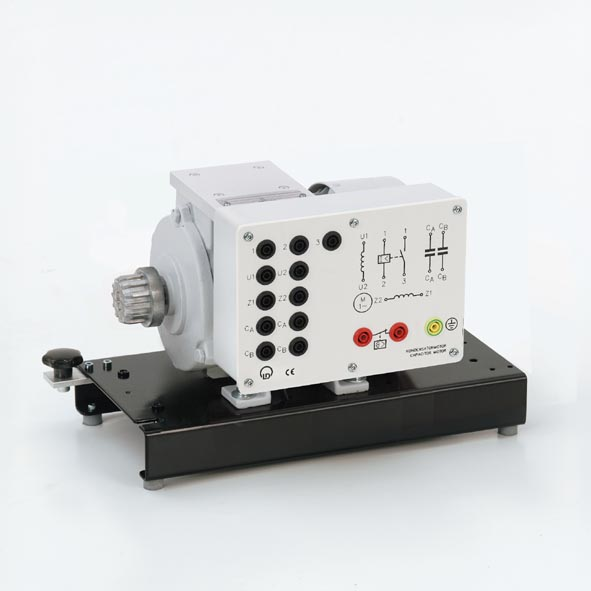 Capacitor motor R 0.3