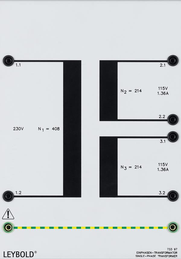 1-Phasen-Transformator 0,3