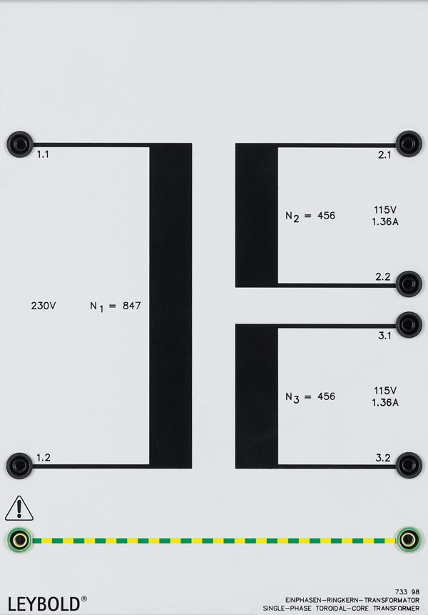 AC-Ringkerntransformator 0,3