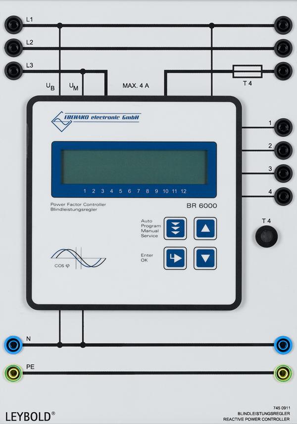 Reactive Power Controller