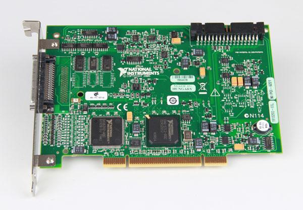 AMIRA A/D-D/A PCI-Karte