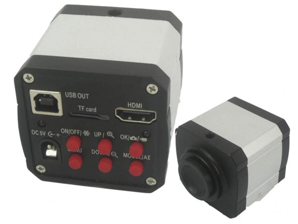 BMS USB and HDMI microscop camera