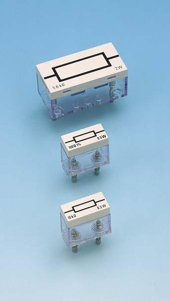 Resistor, 39 kΩ, STE 2/19