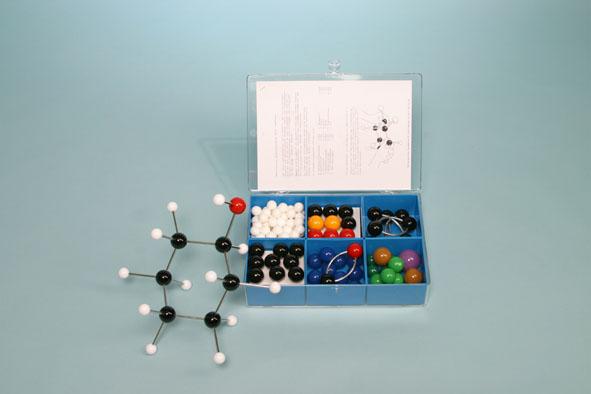 Building Set Molecular Structures, big