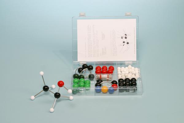 Molekülbaukasten, Standard