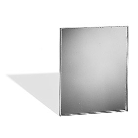Miroir plan 115 mm x 100 mm leybold syst mes didactiques for Miroir plan optique