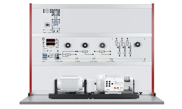 DC Machines, 1.0 kW