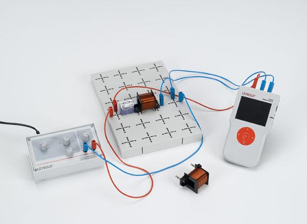 Bestimmung des Wechselstromwiderstandes in Stromkreisen mit Spulen und ohmschen Widerständen - Messung mit Mobile-CASSY