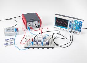 Feldeffekttransistor als Verstärker