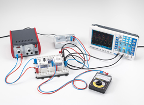 Feldeffekttransistor als Schalter