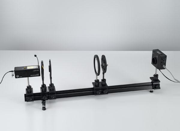Beugung an einer Halbebene - Aufzeichnung und Auswertung mit VideoCom