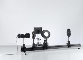 Newtonsche Ringe in reflektiertem monochromatischem Licht - Aufzeichnung und Auswertung mit VideoCom