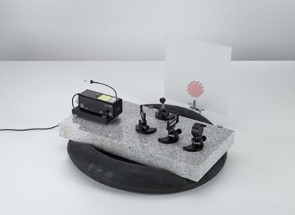 Bestimmung der Wellenlänge eines He-Ne-Lasers mit einem Fabry-Perot Interferometer