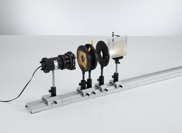 Polarisation des Lichts durch Streuung in einer Emulsion