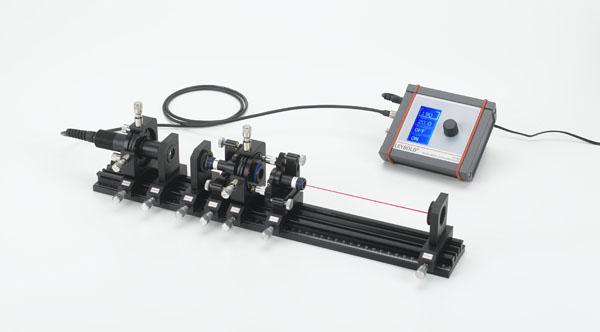 Frequenzverdopplung, 1320 nm -> 660 nm