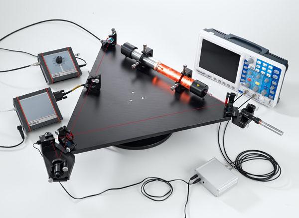 HeNe Laser Gyroskop