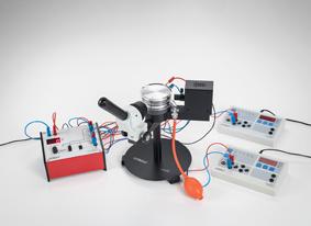Bestimmung der elektrischen Elementarladung nach Millikan und Nachweis der Ladungsquantelung - Messung von Steig- und Sinkgeschwindigkeit