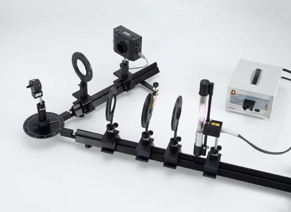 Beobachtung der Aufspaltung der Balmerlinien an deuteriertem Wasserstoff (Isotopieaufspaltung) - Beobachtung der Linienaufspaltung mit VideoCom