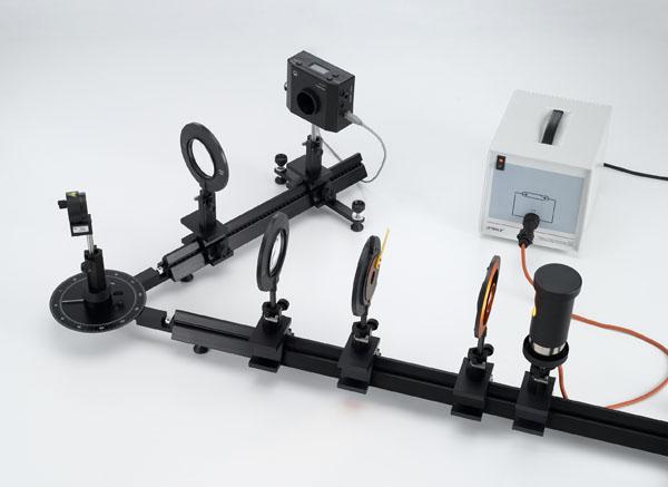 Untersuchung des Spektrums einer Quecksilber-Hochdrucklampe