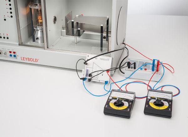 Bestimmung der Ionendosisleistung der Röntgenröhre mit Molybdän-Anode