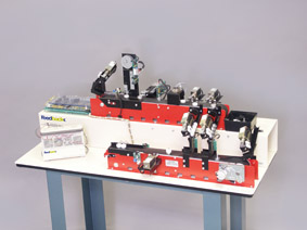 Dual Conveyor Band with PLC