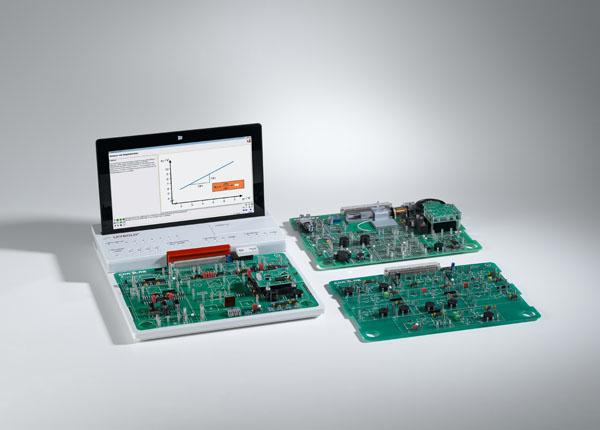COM3LAB-Multimedia: Regelungstechnik für Fortgeschrittene